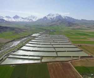 ۲۰۶ هزار هکتار سایت آبخوانداری و پخش سیلاب در کشور وجود دارد