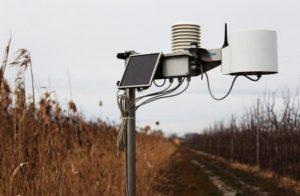 نصب سه دستگاه پیشآگاهی کشاورزی در جنوب کرمان